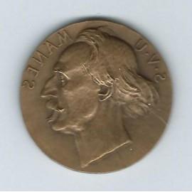 medaile S.V.U.Mánes