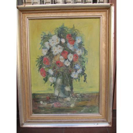obraz Květiny ve váze